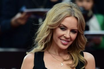 Kylie Minogue soltó un nuevo tema en servicios de streaming. Cusica Plus.