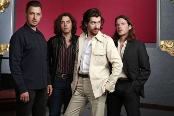 """Four Out Of Five"" es el nuevo video de los Arctic Monkeys. Cusica Plus."