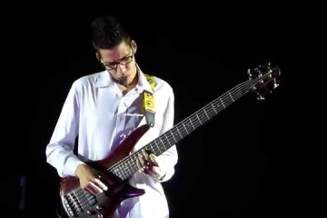 Falleció Gustavo Márquez, bajista de C4 Trio. Cusica Plus.