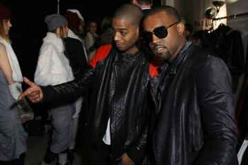 Kanye West comparte su nuevo disco en colaboración con Kid Cudi 'Kids See Ghost'. Cusica Plus.