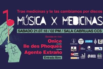 Musica x medicinas