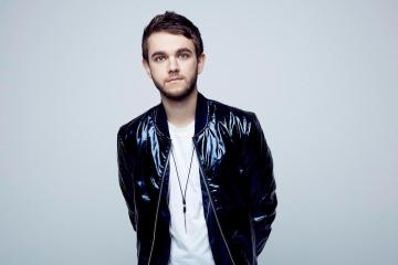 "Zedd y Elley Duhé se han unido para el nuevo tema ""Happy Now"". Cusica Plus."