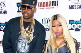 Safaree Samuel acusa a su ex pareja Nicki Minaj por supuesta agresión. Cusica Plus.