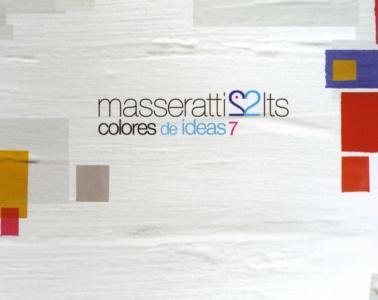 22 discos en 22 semanas: 14 Masseraratti 2lts - Colores de ideas. Cusica Plus.