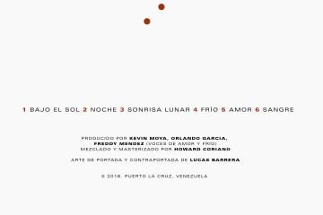 Howard Coriano de Los Polyman, debuta con su EP solista 'Minimalismo'. Cusica Plus.