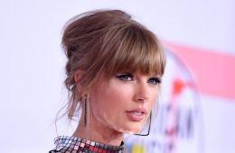 Taylor Swift se convirtió en la artista con más premiada de los AMA's. Cusica Plus.