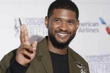 Escucha 'A' el nuevo disco de Usher. Cusica Plus.