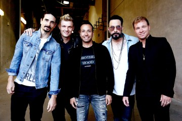 "Los Backstreet Boys anuncian nuevo disco 'DNA' y comparten el video de ""Chances"". Cusica Plus."