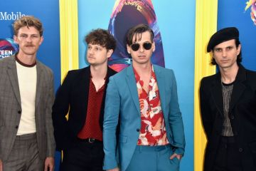 "Foster The People comparte su nuevo tema ""Worst Nites"". Cusica Plus."