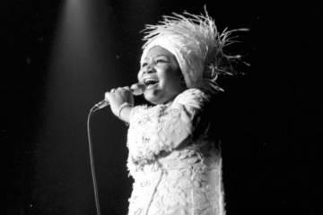 'Amazing Grace' de Aretha Franklin solo necesita distribuidor. Cusica Plus.