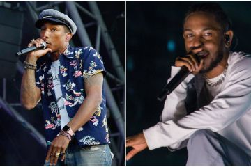 "Escucha el ""Mantra"" de Kendrick Lamar y Pharrell Williams para 'Creed 2'. Cusica Plus."