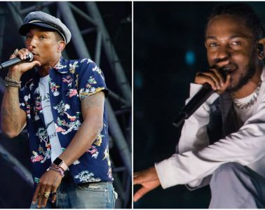 "Escucha el ""Mantra"" de Kendrick Lamar y Pharrell Williams para 'Creed 2'. Cusica Plus."