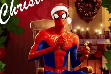 'Spider-Man: Into The Spider-Verse' cuenta con su propio disco navideño. Cusica Plus.