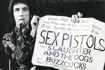 Fallece Pete Shelley vocalista de los legendarios The Buzzcocks. Cusica Plus.