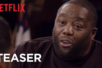 Killer Mike de Run The Jewels, tendrá su propia serie de Netflix. Cusica Plus.
