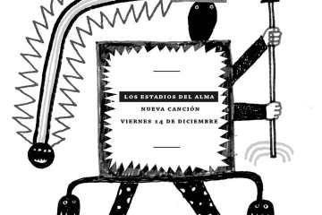 Andrés Belloso de Los Mesoneros, anuncia nuevo proyecto de rock psicodélico. Cusica Plus.