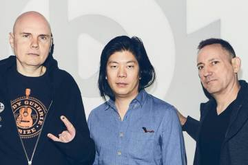 The Smashing Pumpkins se encuentra reeditando su disco 'Machina'. Cusica Plus.
