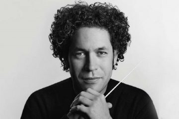 Gustavo Dudamel tendrá su estrella en el paseo de la fama de Hollywood. Cusica Plus.