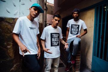 """Free Convict muestra el lado que nadie ve de los niños de la calle en su nuevo tema """"Trap mata Trap"""". Cusica Plus."""