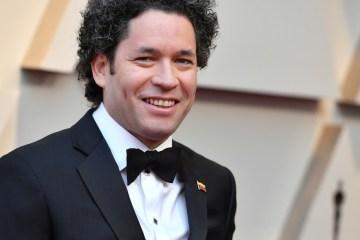 Gustavo Dudamel habló de Venezuela en la alfombra roja de los Oscar. Cusica Plus.