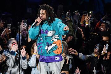Disfruta de las presentaciones musicales en el Juego de Estrellas 2019 de la NBA. Cusica Plus.