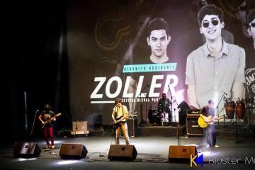 """Zoller muestra su nuevo sencillo promocional """"Incendio"""". Cusica Plus."""