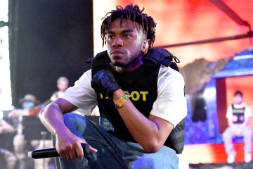 Kevin Abstract de Brockhampton, publica tres nuevos temas solistas. Cusica Plus.