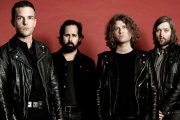 "The Killers presenta en vivo ""Land Of The Free"" en el show de Jimmy Kimmel. Cusica Plus."