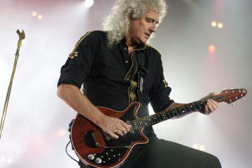 Brian May de Queen, afirma que la banda no ha ganado dinero con 'Bohemian Rhapsody'. Cusica Plus.