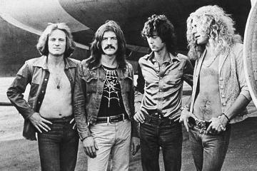 Anuncian nuevo documental sobre Led Zeppelin. Cusica Plus.