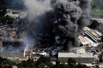 Material de Nirvana, 2pac y Elton John, se perdieron en el incendio de Universal Studios. Cusica Plus.