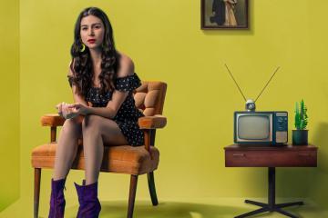 """Jessica Quijada se une con Jorge Glem para el tema """"La Confusión"""". Cusica Plus."""