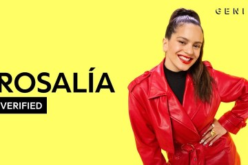 """Rosalía habla del significado de su tema """"Aute Cuture"""". Cusica Plus."""