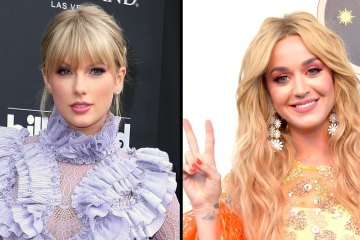 "Taylor Swift y Katy Perry se reconcilian en el nuevo video de ""You Need To Calm Down"". Cusica Plus."