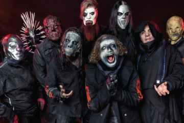 El metal de Slipknot, se hace presente en el nuevo disco 'We Are Not Your Kind'. Cusica Plus.