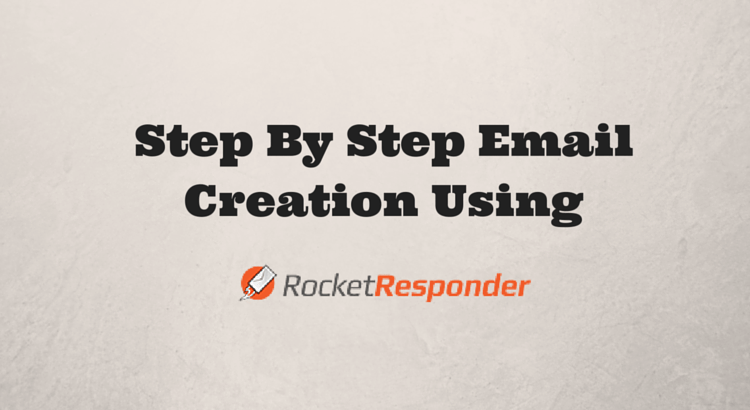 Step By Step Email Creation Using