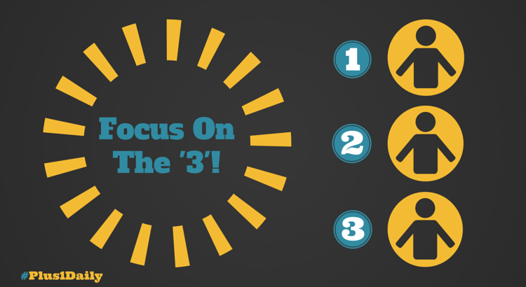 Focus On The 3 (1)