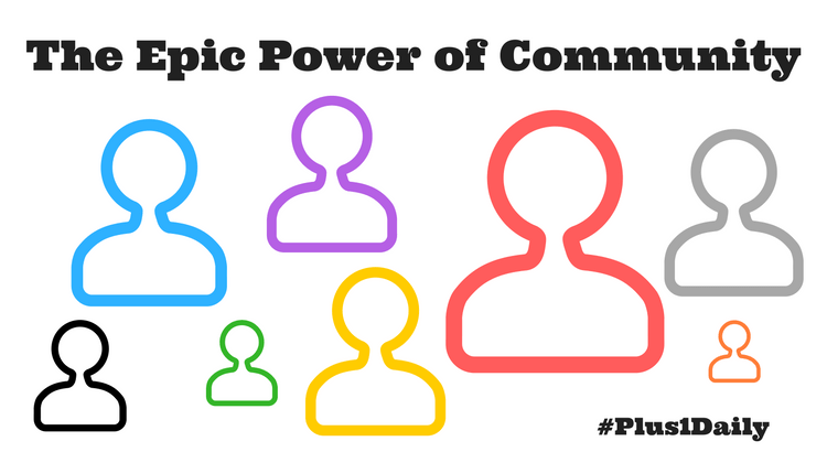 The Epic Power of Community (1)
