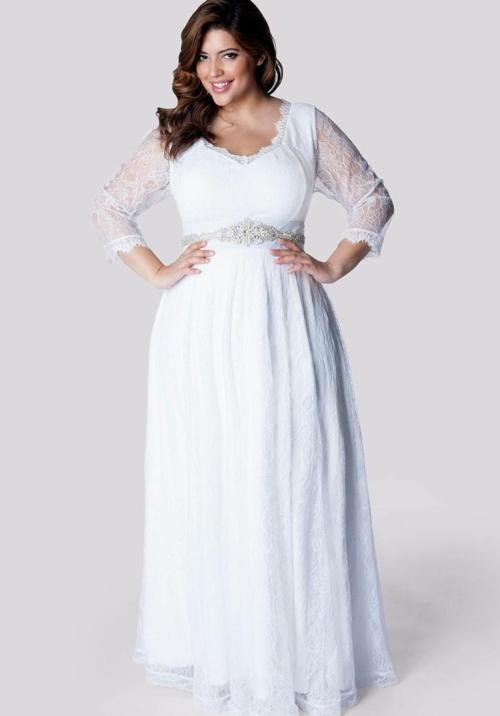 Medium Of Grecian Wedding Dress