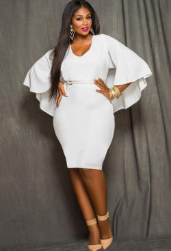 Small Of White Party Dresses