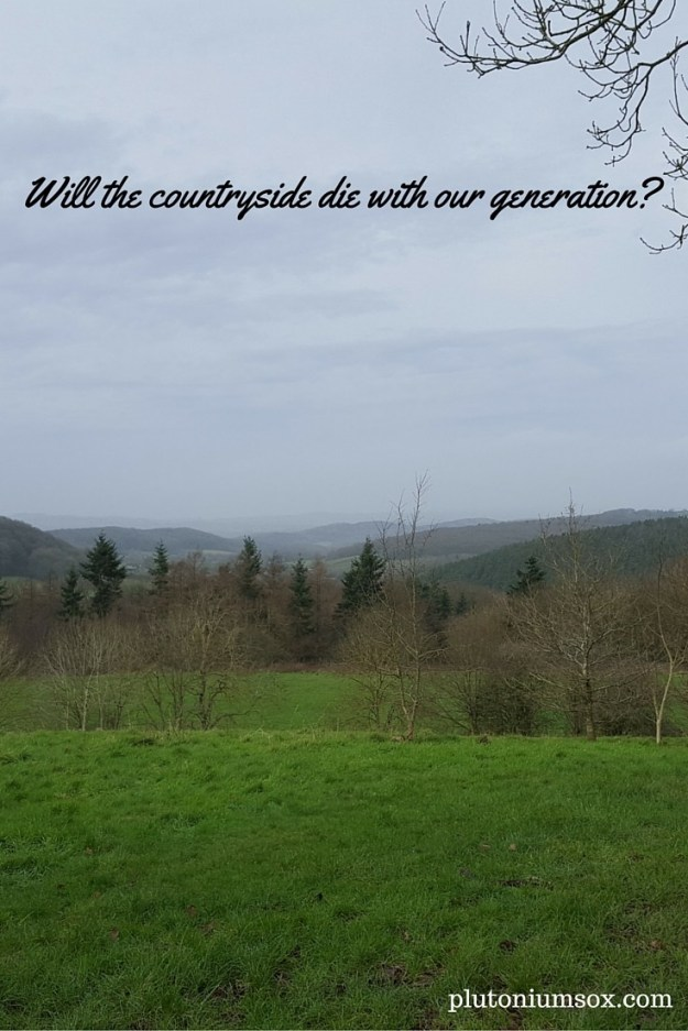 Will the countryside die with our generation-