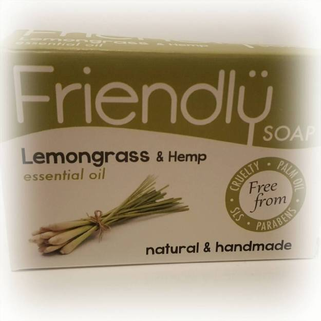Palm oil free product suggestions: Friendly soap