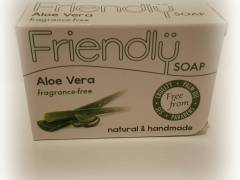 Palm Oil Free Product Recommendations #2 - Aloe Vera Fragrance Free Soap
