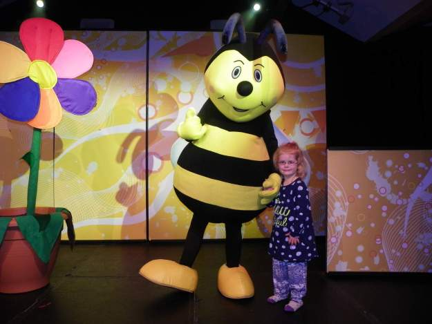 A review of the Woody Wild shows at Bluestone