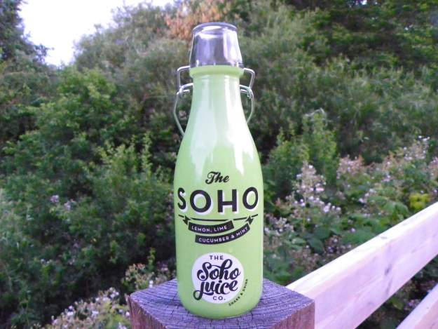The Soho - the new cocktail innovation for summer evenings.