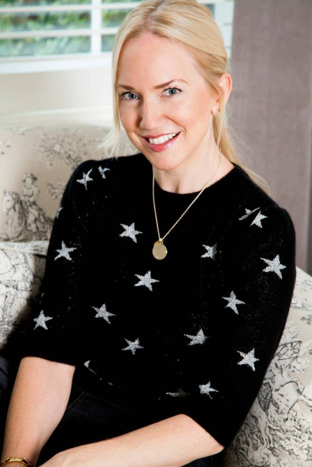 An interview with Rosie Nixon - the mum behind the professional exterior