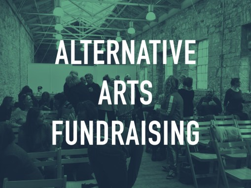 Alternative Arts Fundraising Event