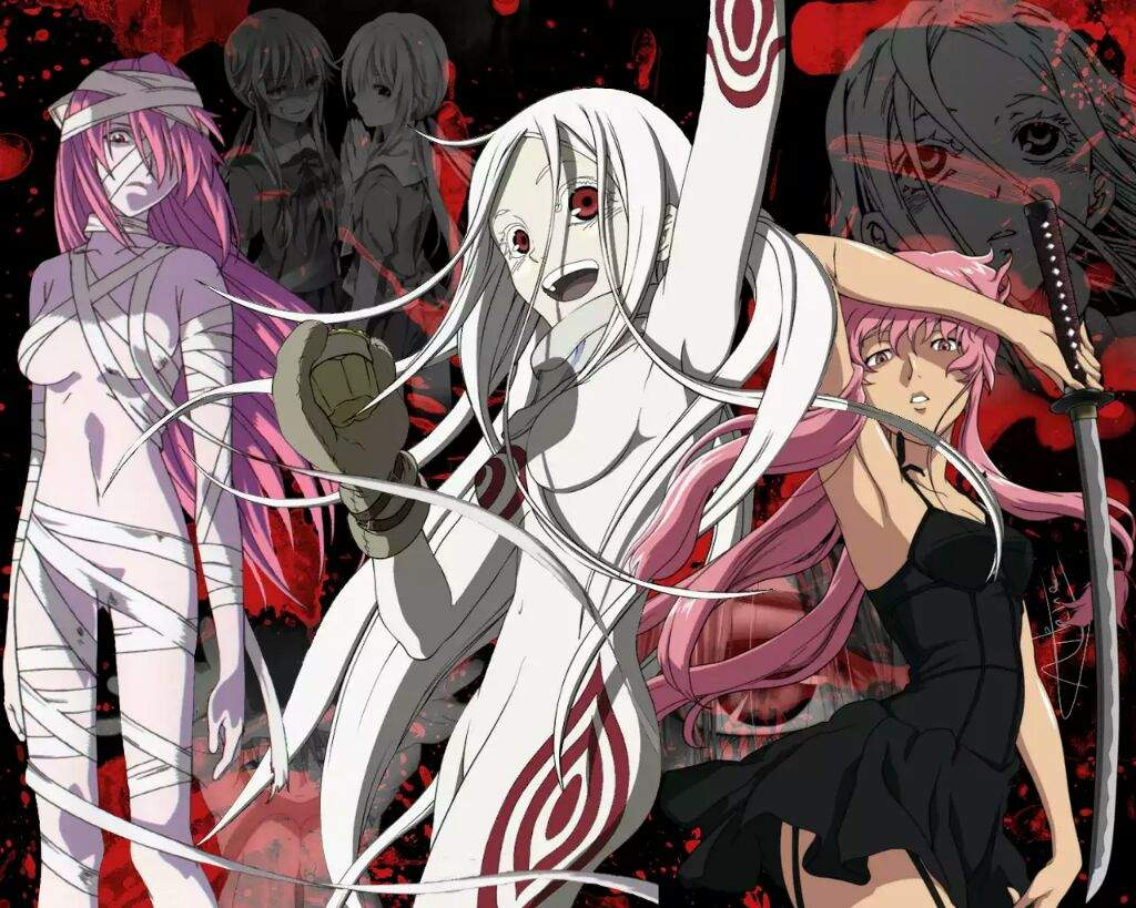 Is Deadman Wonderland a rip off of Elfen Lied    Anime Amino