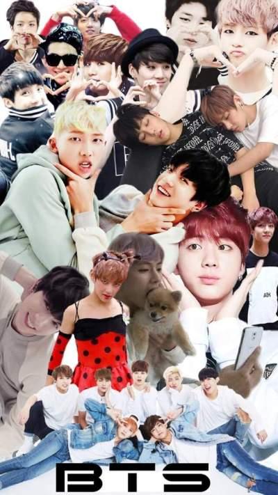 BTS iPhone 5s Wallpaper   K-Pop Amino