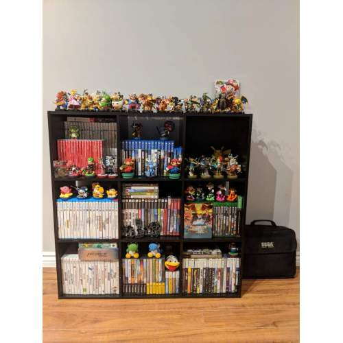 Medium Crop Of Video Game Shelf